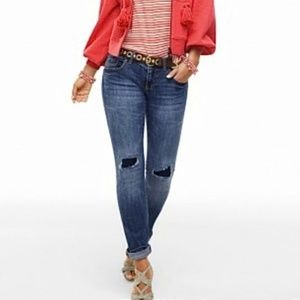Cabi Slim Boyfriend Jeans style 5695 size 2